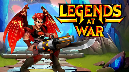 Legends at war! by Social point Screenshot