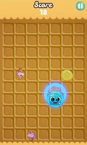 Arcade-Spiele Happy jellies für das Smartphone