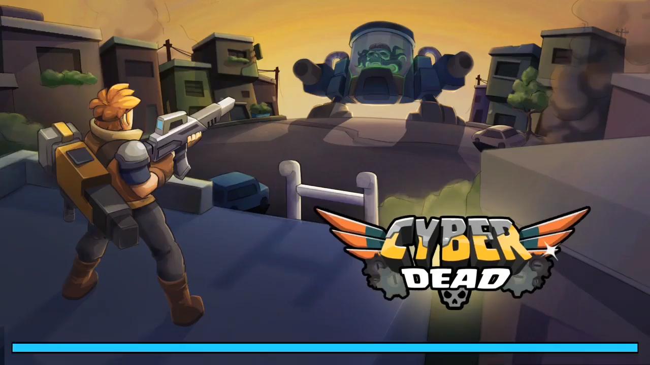 Cyber Dead скриншот 1