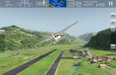 Simulador de vuelos FS en español