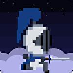 Pixel knight icon