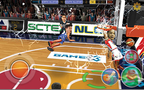 フィリピン・スラム! バスケットボール スクリーンショット1