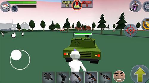 Battle royale FPS survival screenshot 4