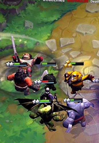 RPG Arena allstars für das Smartphone