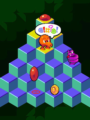 Qbert Screenshot