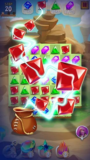 Jewels legend deluxe for Android