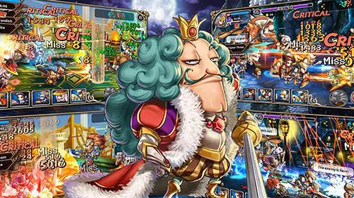 RPG-Spiele Mystic heroes für das Smartphone