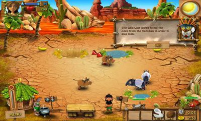 Youda Survivor screenshot 1
