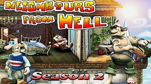 ロゴNeighbours from hell: Season 2