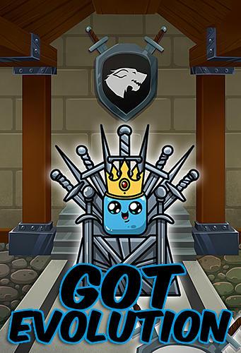 logo GOT Evolution: Leerlaufspiel von Eis, Feuer und Thronen