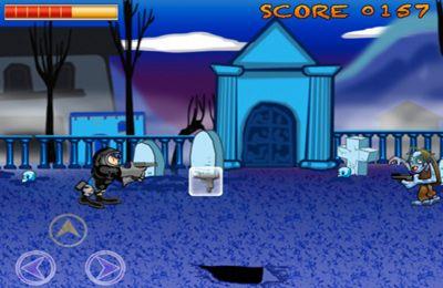 d'arcade: téléchargez A la recherche du Cyber- Zombie sur votre téléphone