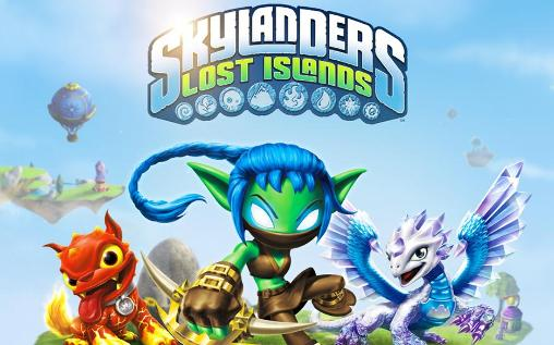 Skylanders: Lost islands ícone