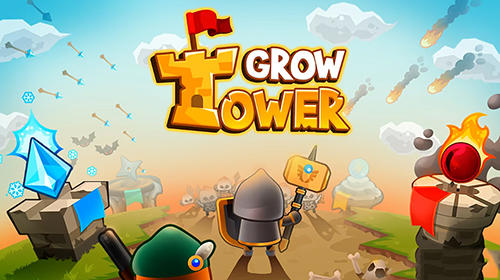 Grow tower: Castle defender TD Screenshot