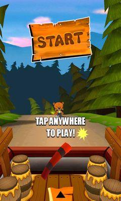 Arcade-Spiele Grumpy Bears für das Smartphone