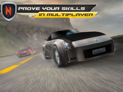 Multiplayer Real car speed: Need for racer für das Smartphone