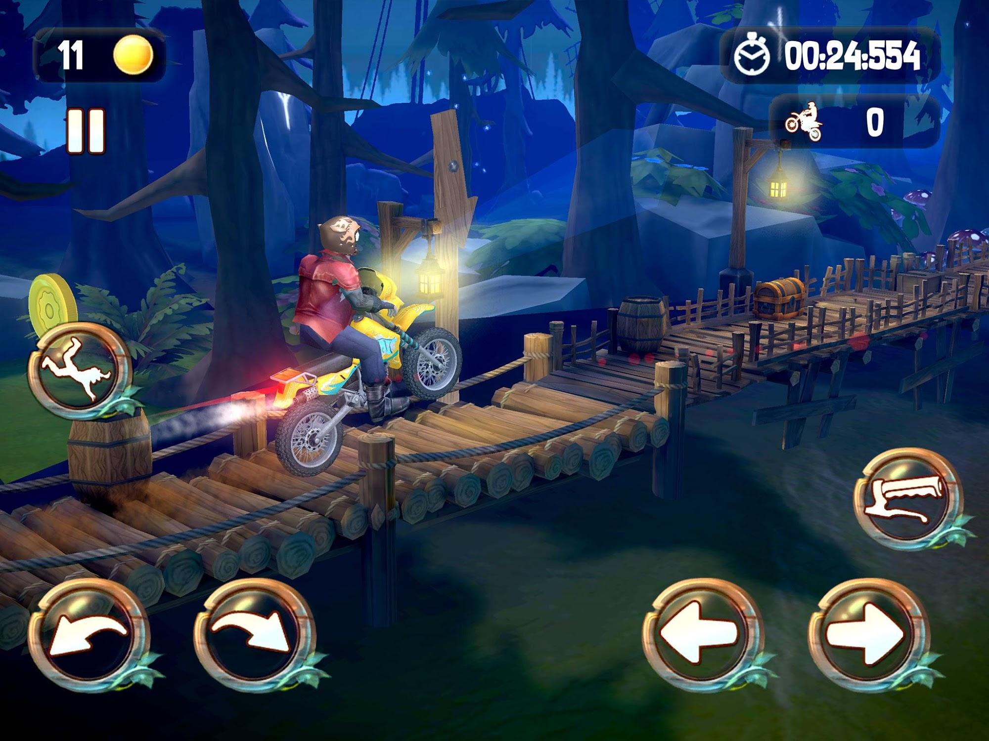 Bike Rider Stunts captura de pantalla 1
