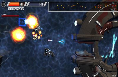 Screenshot Weltraum Arcade HD auf dem iPhone