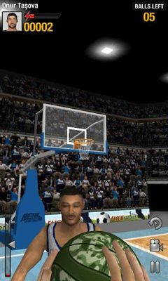 Real Basketball Screenshot
