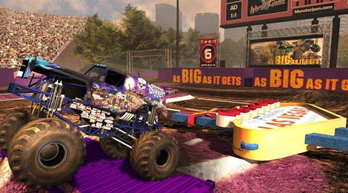 Monster jam pour Android