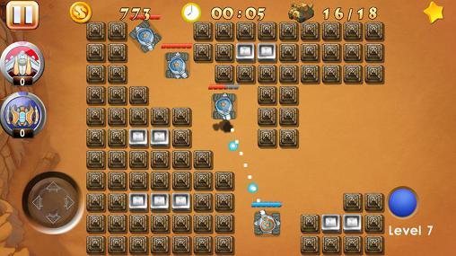 Tank war: Battle city screenshots