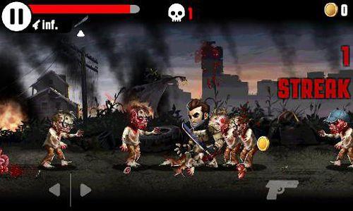 Arcade-Spiele: Lade Zombapocalypse auf dein Handy herunter
