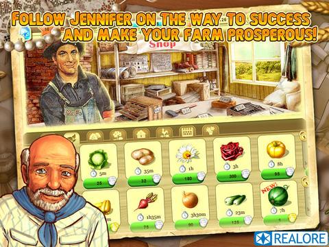 A Fazenda de Jane para iPhone
