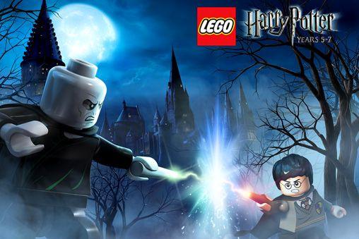 logo LEGO Harry Potter: Anos 5-7