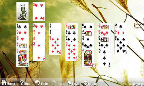 Astraware solitaire for Android