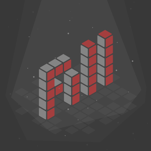 Fill In Blocks Figure 3D - Free Color Puzzle Games icon