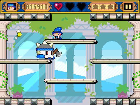 Arcade-Spiele: Lade Drop Wizard auf dein Handy herunter