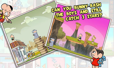 Monica Bunny Bashings pour Android