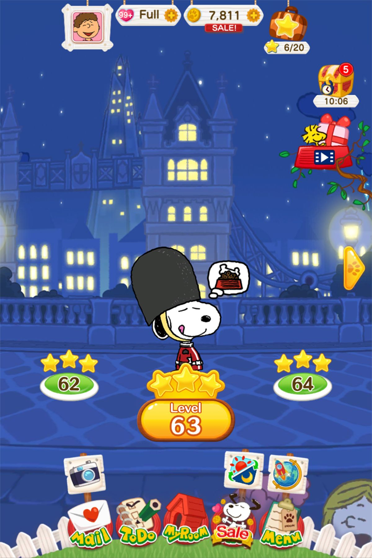 SNOOPY Puzzle Journey for Android