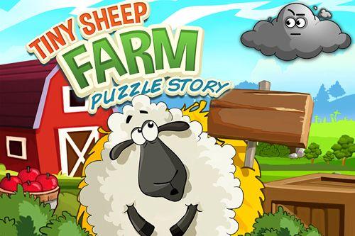 logo Una pequeña oveja mascota de una granja virtual: Puzzle