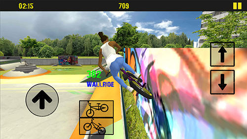 BMX Freestyle extreme 3D 2 captura de tela 3