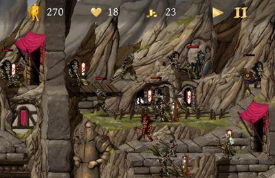 Batalhas de Cavaleiros para iPhone