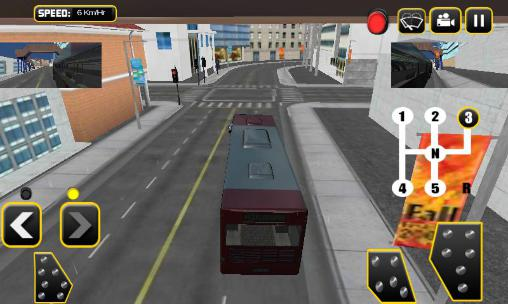 Real manual bus simulator 3D for Android