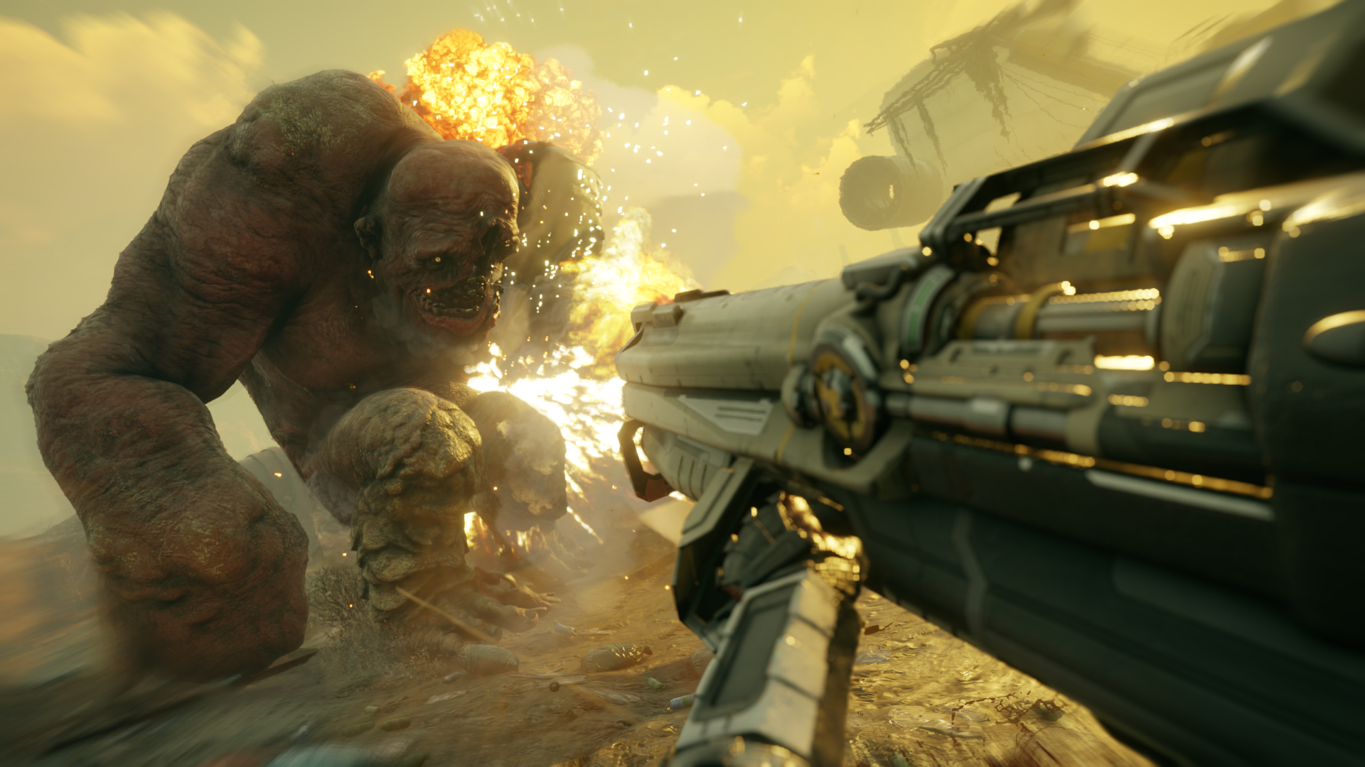 Best First-person shooter for Android