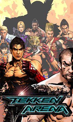 Tekken arena icono