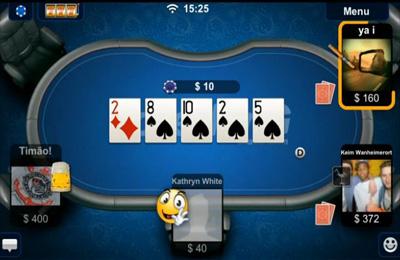 Apuestas: descarga Holdem Poker de Texas a tu teléfono