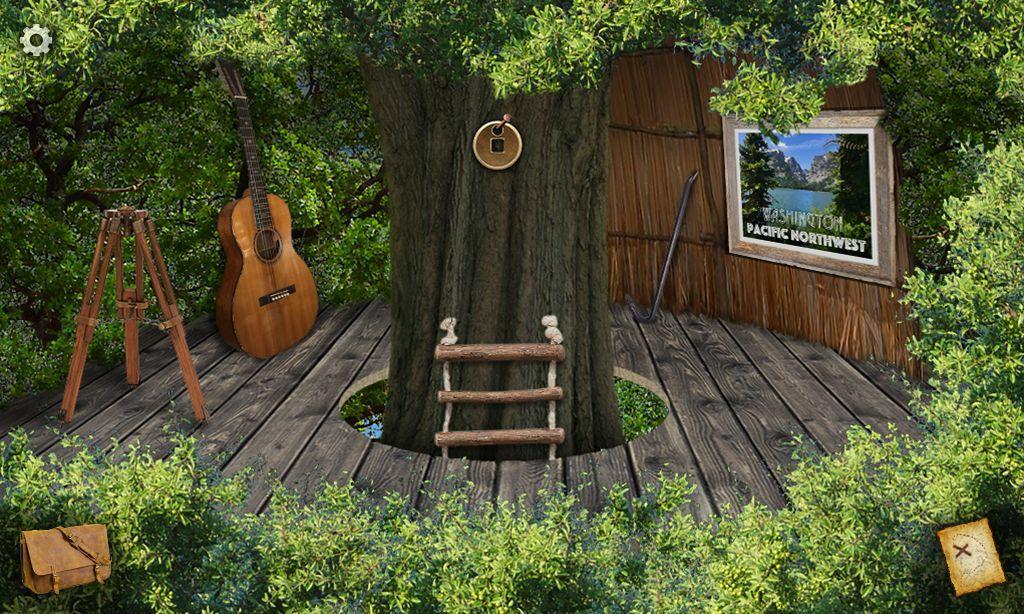 Bigfoot Quest captura de tela 1