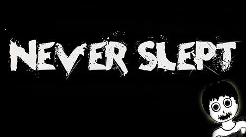 Never slept: Scary creepy horror 2018 captura de tela 1