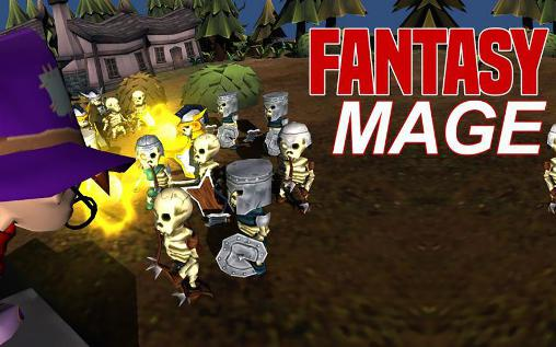 Fantasy mage: Defeat the evil capturas de pantalla