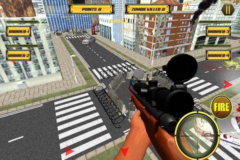 Sniper City: Zombies auf Deutsch
