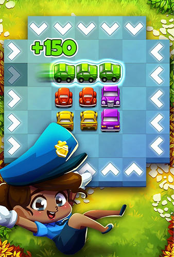 Traffic puzzle скриншот 1