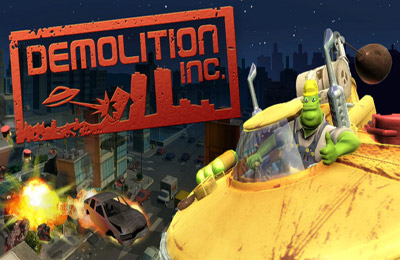 logo Demolition Inc