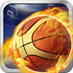 Basketball: Shoot game icon