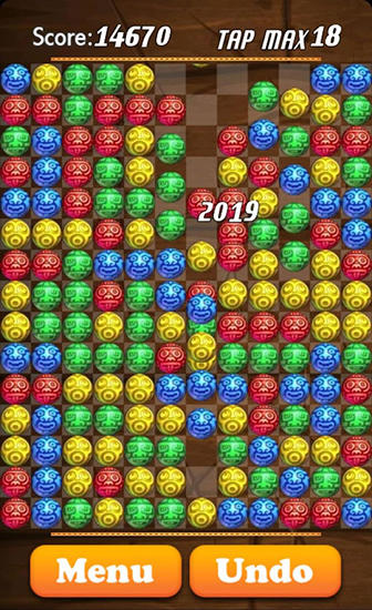игры Три в ряд Mazu: Puzzle bubble HD на русском языке