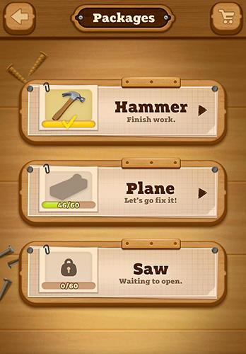 Logik Fix it: Gear puzzle für das Smartphone