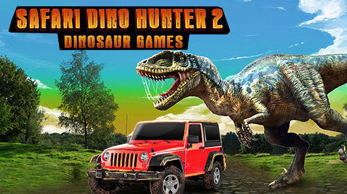 Safari dino hunter 2: Dinosaur games screenshot 1