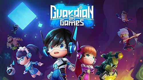 Guardian of games Symbol